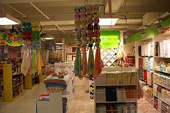 超市创意陈列之毛巾篇