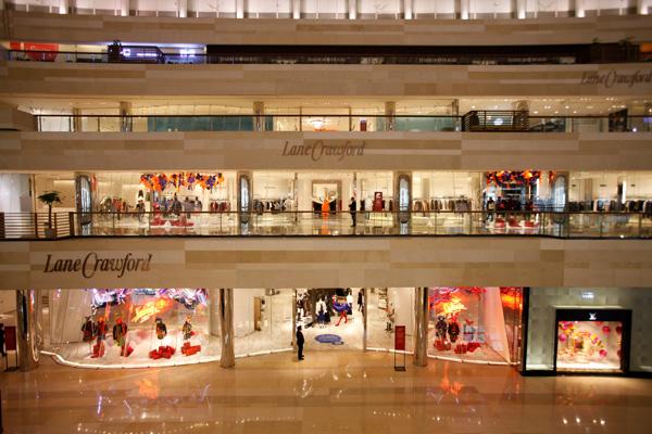 美呆了!连卡佛北京专门店化身Fantasia梦幻圣诞购物乐园