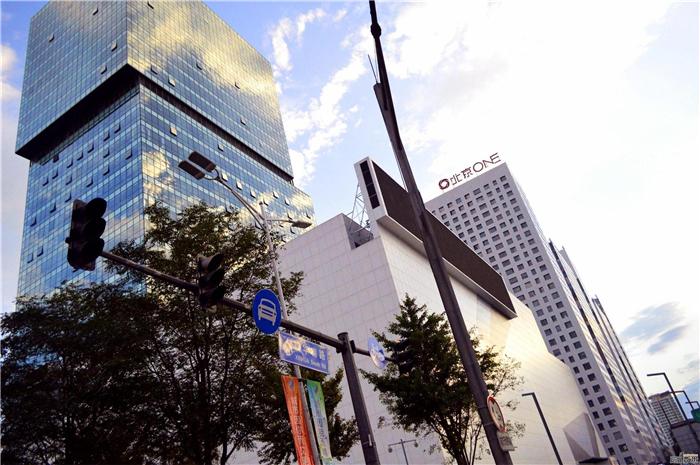 实拍将开业的北京通州4大城市综合体 给大家看看项目进度