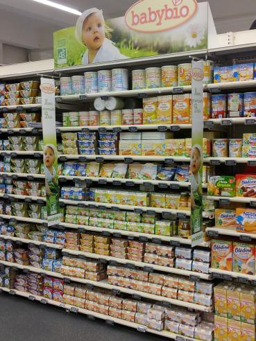 法国伴宝乐_引领高端市场伴宝乐有机奶粉受宠BHG等超市_联商网
