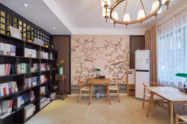 家居 起居室 设计 书房 装修 640_427
