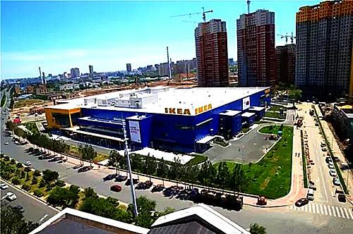 宜家中国第23家商场开业 进驻冰城哈尔滨